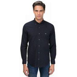 Galvanni koszula męska Divjaka XL ciemnoniebieska
