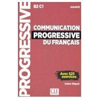 Książki do nauki języka, Communication progressive avance 3ed książka + CD MP3 (opr. kartonowa)