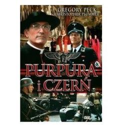 PURPURA I CZERŃ - film DVD