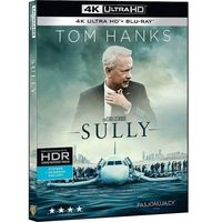 Dramaty i melodramaty, Sully (4K Ultra HD) (Blu-ray) - Clint Eastwood DARMOWA DOSTAWA KIOSK RUCHU