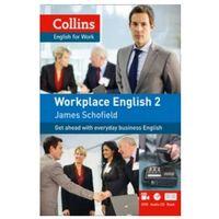 Książki do nauki języka, Workplace English 2 + DVD + CD (opr. miękka)