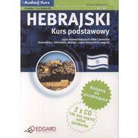 Książki do nauki języka, Hebrajski. Kurs Podstawowy A1 - A2. Audio Kurs (Książka + 2 Cd)