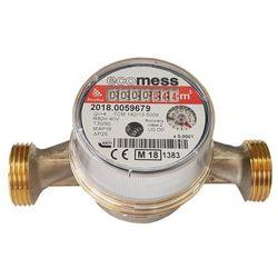 Wodomierz do ciepłej wody Ecomess Picoflux 3/4 4 m3/h