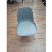 Krzesła, Zuiver Krzesło Albert Kuip jasnoszare-produkt z wadą(USR00007) 1100294-out