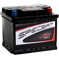 Akumulator SPECBAT 50Ah 390A EN PRAWY PLUS