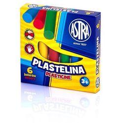 Plastelina Astra 6 kolorów - Autoryzowana dystrybucja - Szybka dostawa