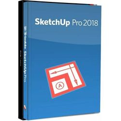Sketchup Pro 2018 ENG Win/Mac BOX + V-Ray 3.6 USB
