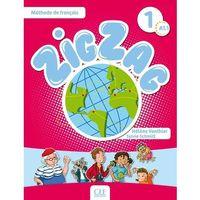Książki do nauki języka, Zig Zag 1 A1.1 + CD (opr. miękka)