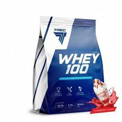 TREC Whey 100 2000g - Strawbery
