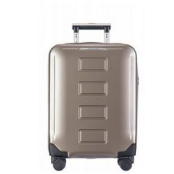 PUCCINI walizka mała/ kabinowa twarda z kolekcji VANCOUVER PC022 4 koła zamek TSA 100% Policarbon