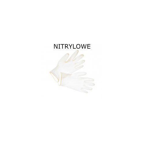 Rękawiczki dziecięce, RĘKAWICZKI NITRYLOWE 100 SZT.
