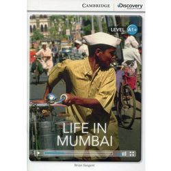 Life in Mumbai. Cambridge Discovery Education Interactive Readers (z kodem) (opr. miękka)