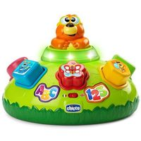 Pozostałe zabawki edukacyjne, Chicco Edukacyjny sorter kształtów Krecik PL/EN
