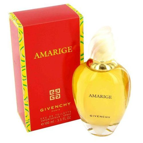 Wody toaletowe damskie, Givenchy Amarige Woman 50ml EdT