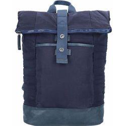 Tom Tailor Kristoffer Backpack 44 cm dark blue ZAPISZ SIĘ DO NASZEGO NEWSLETTERA, A OTRZYMASZ VOUCHER Z 15% ZNIŻKĄ