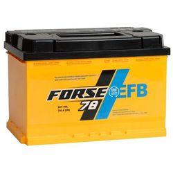 Akumulator FORSE EFB START & STOP 78Ah 750A wysoki