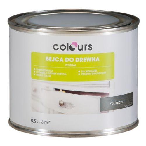 Podkłady i grunty, Bejca Colours popielata 0,5 l