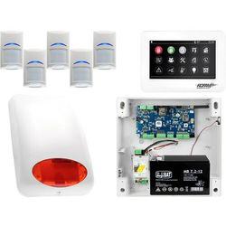 Alarm System Ropam NeoGSM-IP 5x Bosch TPR-4WS Sygnalizator Powiadomienie GSM