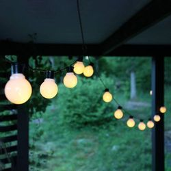 Łańcuch świetlny Partaj z 16 lampkami, 500 cm