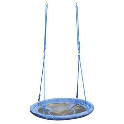 Huśtawka Hudora bocianie gniazdo - pełne siedzisko 90 cm 100 kg!