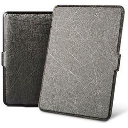 Etui TECH-PROTECT Smartcase Kindle Paperwhite 1/2/3 Szary