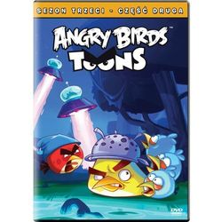 Angry Birds Toons. Sezon 3 (część 2) (DVD)