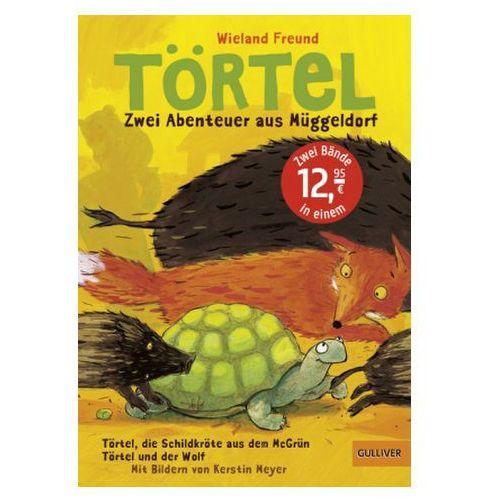 Pozostałe książki, Törtel, Zwei Abenteuer aus Müggeldorf Freund, Wieland