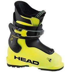 HEAD buty dziecięce Z 1 YELLOW - BLACK