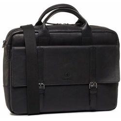 Torba na laptopa STRELLSON - Blackwall 4010002745 Black 900