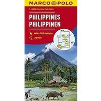 Mapy i atlasy turystyczne, Mapy kontynentalne Filipiny 1:2 mil. MARCO POLO - Praca zbiorowa (opr. broszurowa)