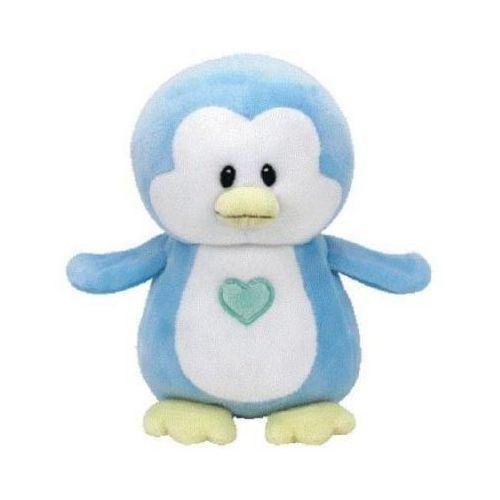 Pluszaki pozostałe, Baby Ty Twinkles Niebieski Pingwin 24cm 82008 Maskotka TY INC