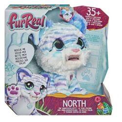 Maskotka interaktywna North the Sabertooth Kitty furReal