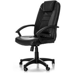 Fotel biurowy 7410 - czarny