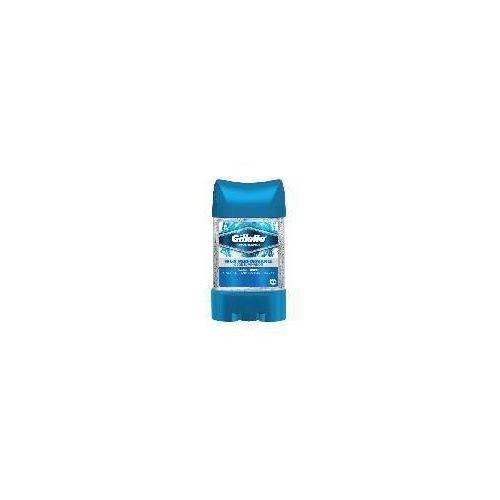 Dezodoranty męskie, Dezodorant Gillette Endurance Cool Wave antyperspiracyjny w żelu 75 ml