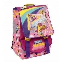Plecak Tornister dziewczęcy Disney Soy Luna 21L