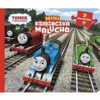 Książki dla dzieci, Tomek i przyjaciele. Miniksiążeczka malucha (opr. kartonowa)