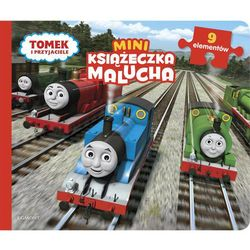 Tomek i przyjaciele. Miniksiążeczka malucha (opr. kartonowa)