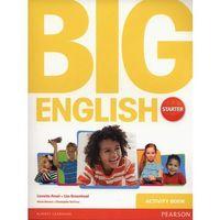 Książki do nauki języka, Big English Starter. Ćwiczenia (opr. miękka)