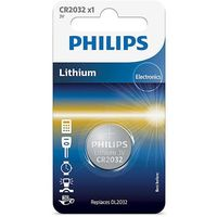 Baterie, Bateria PHILIPS CR2032 (1 szt.)