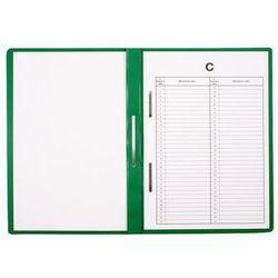 Skoroszyt Biurfol akt osobowych A4 kolor: zielony (St-23-02)
