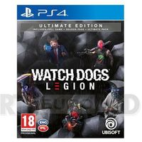 Akcesoria do PlayStation 4, Watch Dogs Legion - Edycja Ultimate + figurka