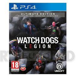 Watch Dogs Legion - Edycja Ultimate + figurka