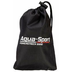 AQUA-SPORT POWERSTRECH MINI BAND GUMA OPOROWA BLACK 0,9 MM HEAVY