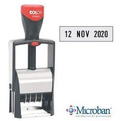 COLOP Metalowy stempel Classic Line, Datownik 2100/4