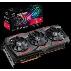 ASUS Radeon RX 5700 ROG STRIX OC - 8GB GDDR6 RAM - Karta graficzna
