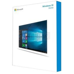 System operacyjny Microsoft Windows Home 10 64Bit OEM DVD PL - KW9-00129