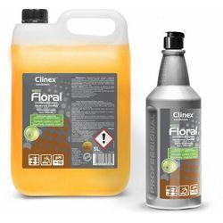 Floral Breeze Clinex 5L - Uniwersalny płyn do mycia podłóg