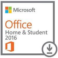 Programy biurowe i narzędziowe, Microsoft Office Home & Student 2016 PL na WIN