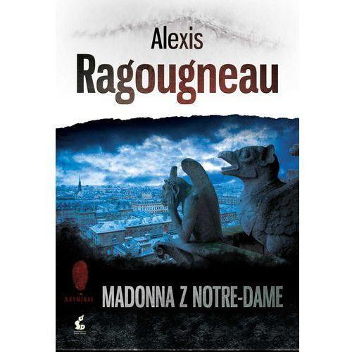 Książki kryminalne, sensacyjne i przygodowe, Madonna z Notre-Dame (opr. miękka)