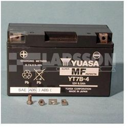Akumulator bezobsługowy YUASA YT7B-BS (YT7B-4) 1110231 Sherco EN 450, Beta Euro 350